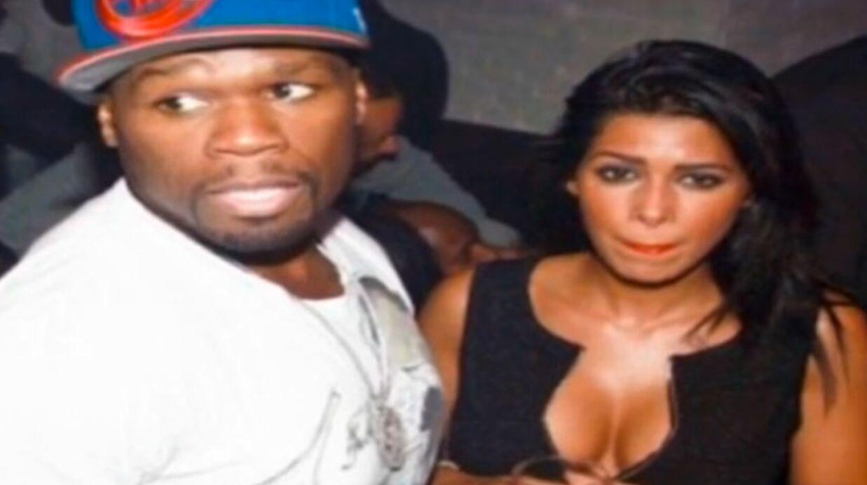 Nabilla et Ayem font la fête avec 50 Cent pour son anniversaire