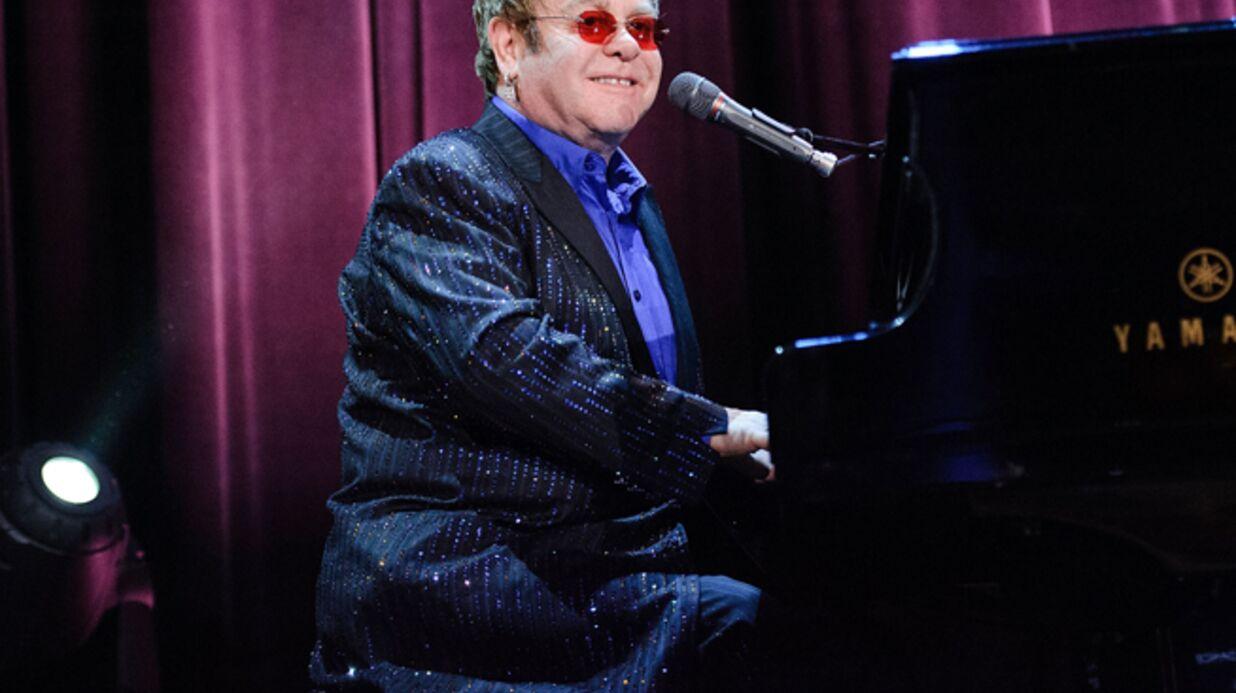 Elton John aurait pu mourir à cause de son appendicite