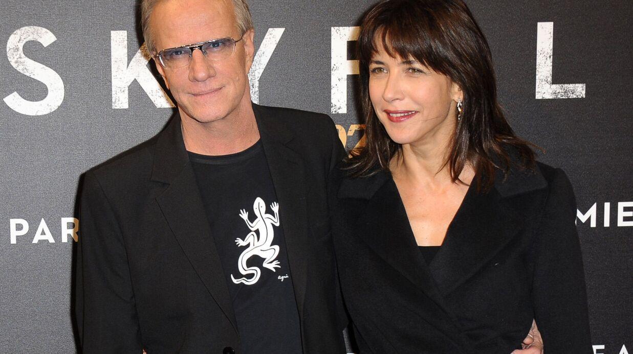 OFFICIEL Sophie Marceau et Christophe Lambert se séparent