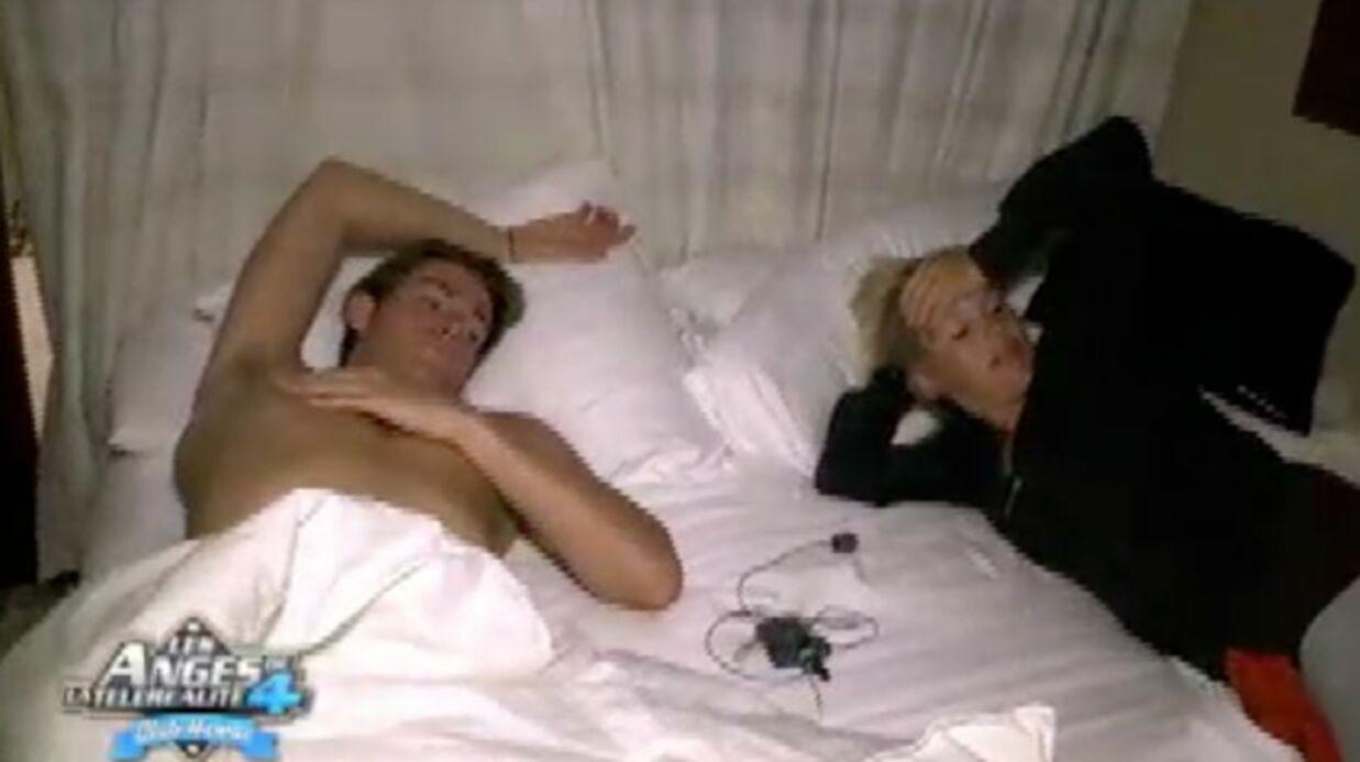 Les anges de la téléréalité 4: Geoffrey veut dormir avec Julia
