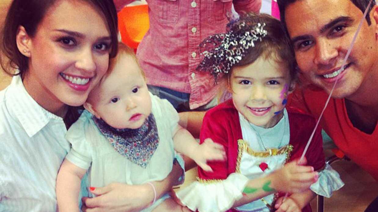 PHOTOS Jessica Alba fête les quatre ans de sa fille Honor