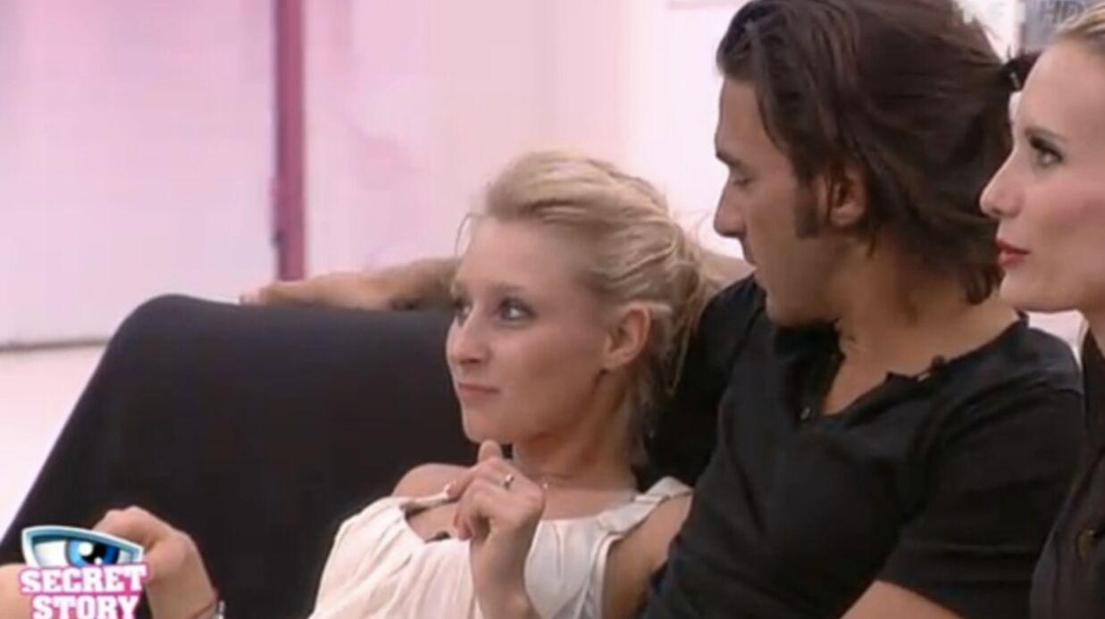 Secret Story 6: Kevin et Virginie au bord de la rupture