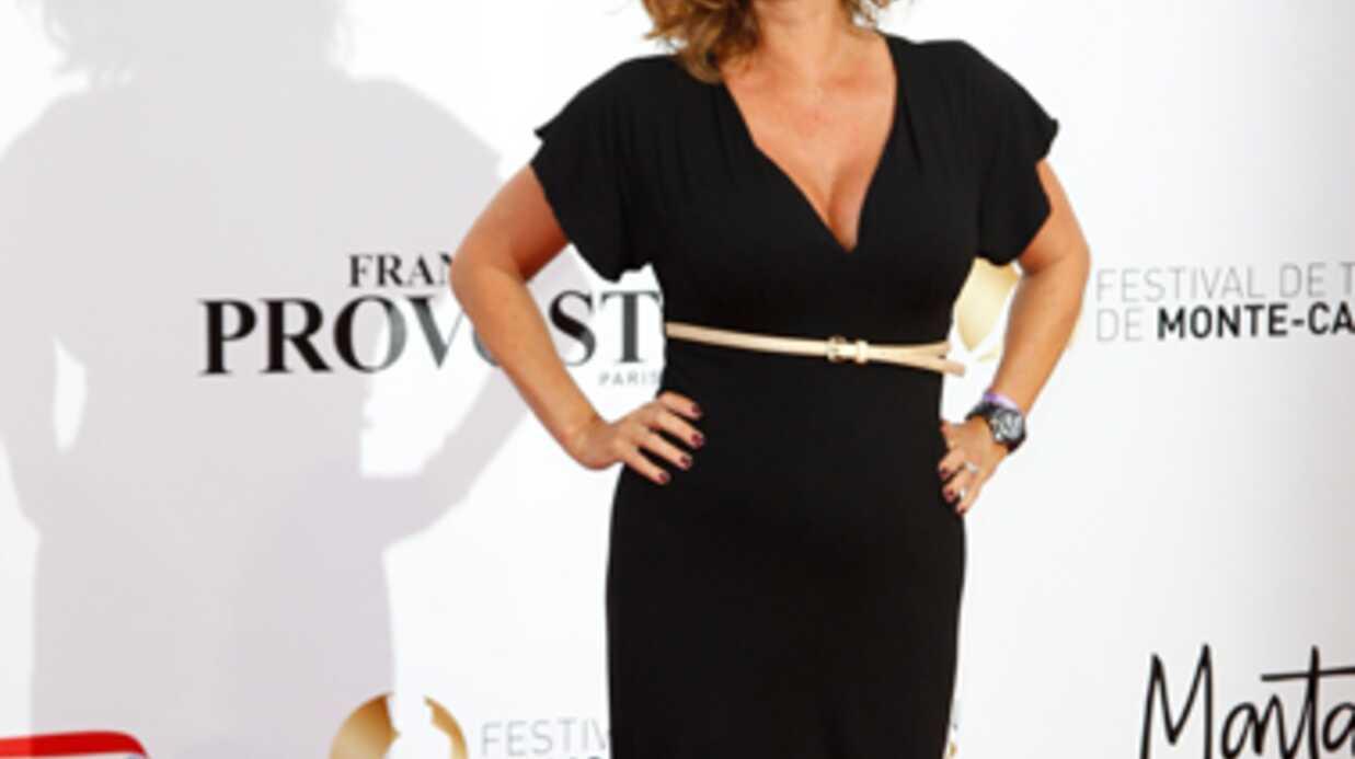 Ingrid Chauvin se confie sur sa grossesse