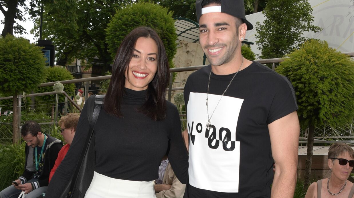 PHOTO Adil Rami : sa compagne, Sido­nie Biémont, affiche son baby bump