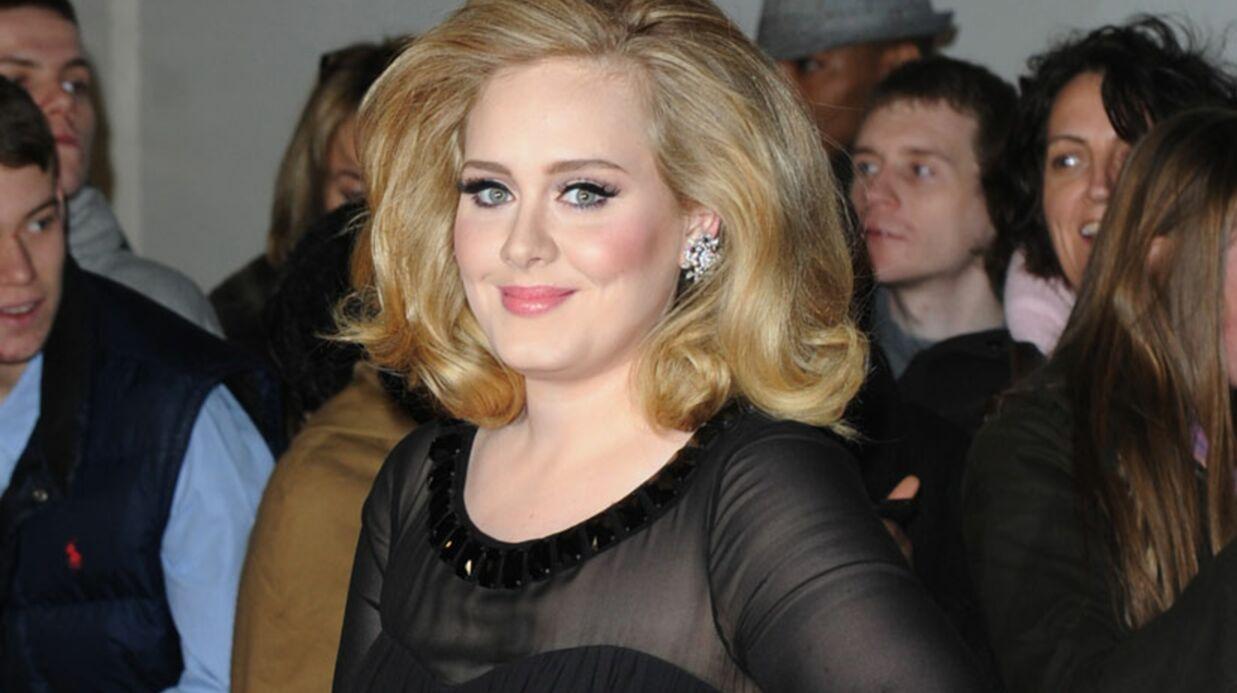 Adele: son étrange technique pour passer inaperçue
