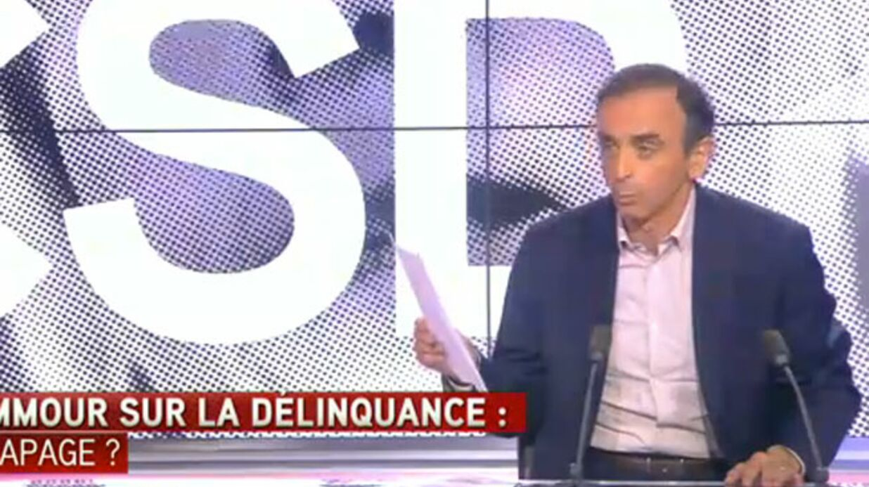 VIDEO Eric Zemmour assume sa chro­nique sur RTL