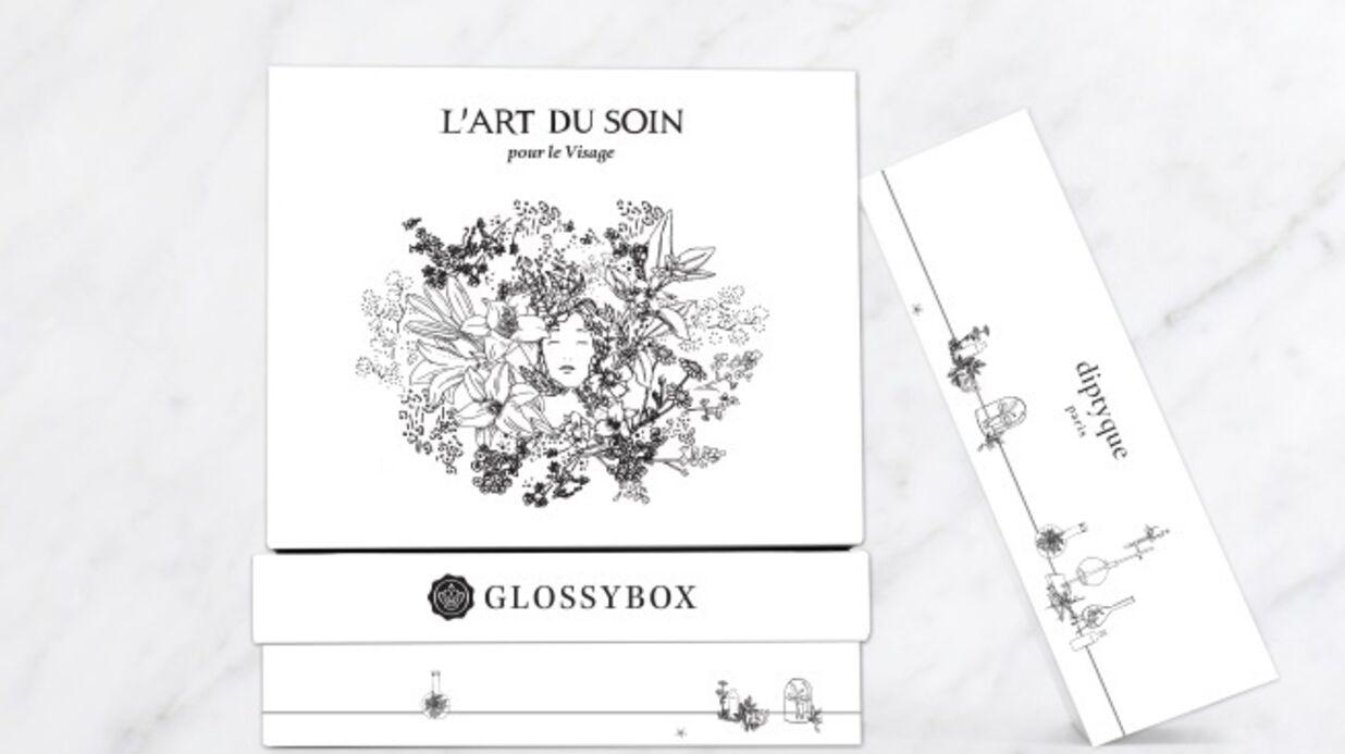 diptyque s'invite chez Glossybox