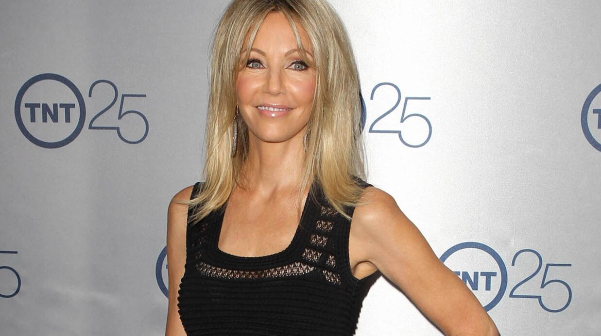 PHOTO Heather Lock­lear publie un cliché d'elle vintage TRÈS DISTINGUÉ avec son ex Tommy Lee