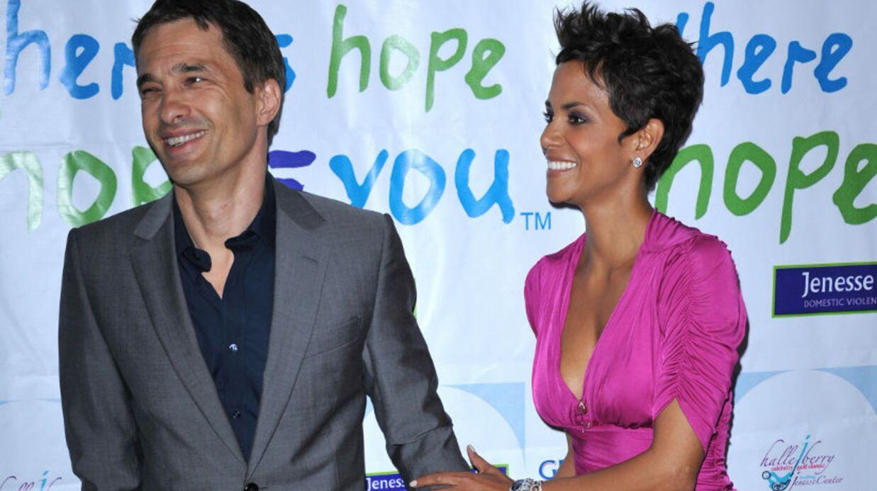 Olivier Martinez confirme le mariage avec Halle Berry