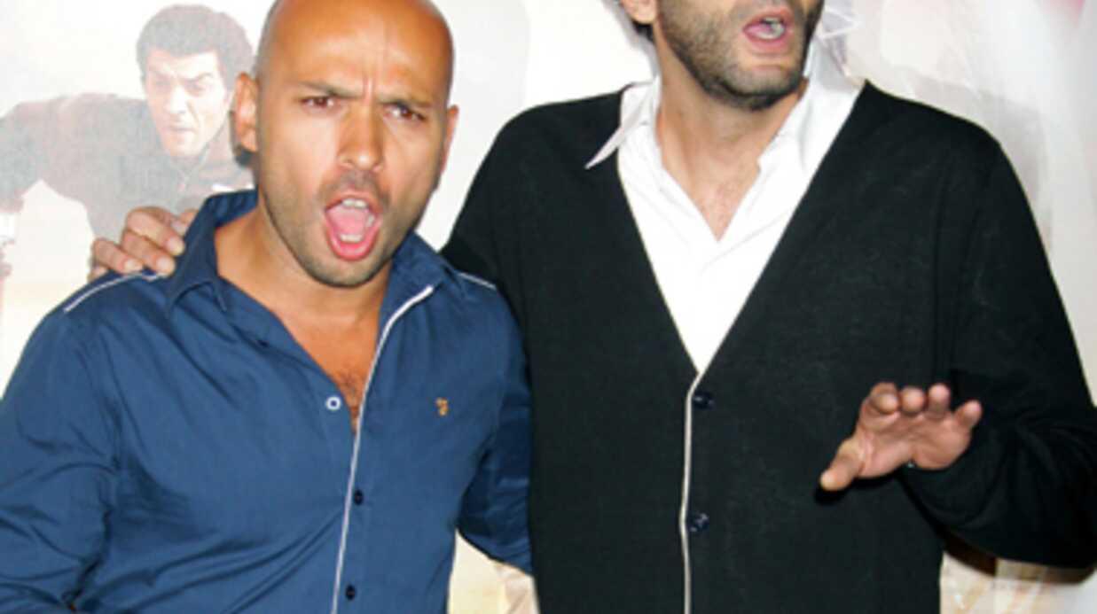 Jamel Debbouze et le duo Eric et Ramzy égratignés dans un livre