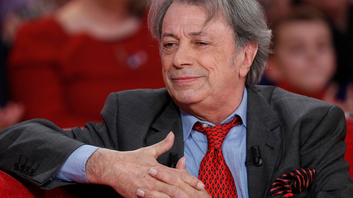 Hervé Vilard met fin à sa carrière: «Je n'ai aucune envie de faire pitié»