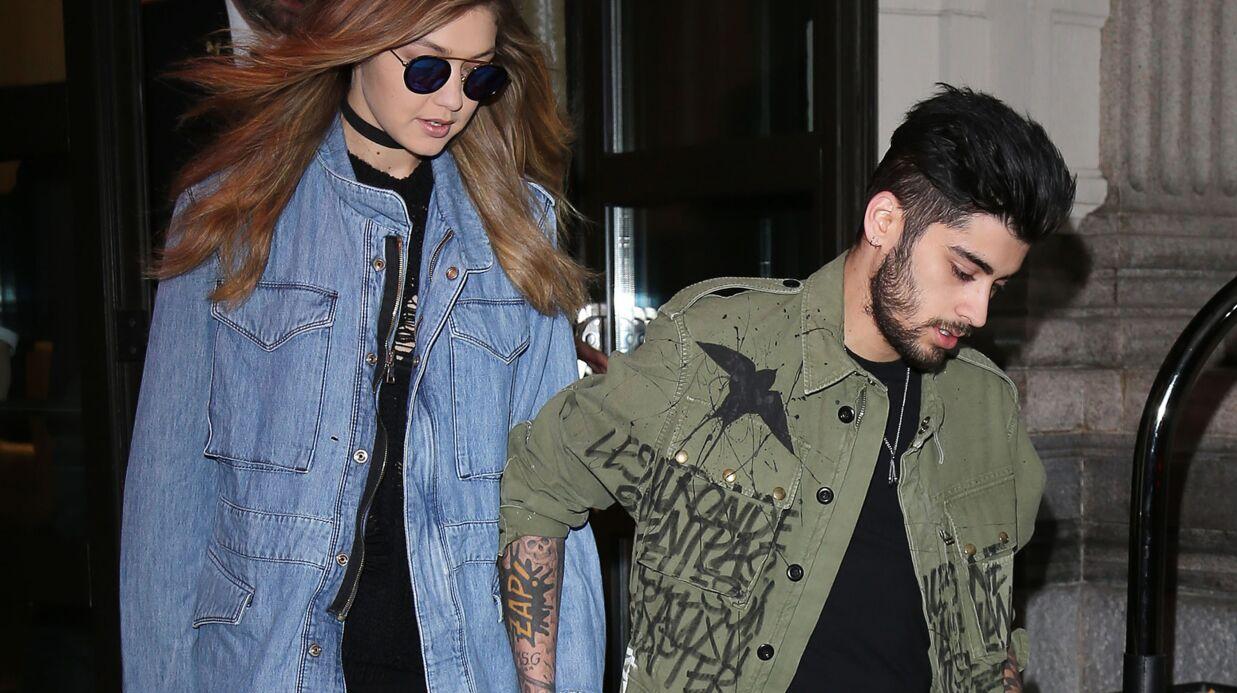 Zayn Malik: la belle déclaration de l'ex-One Direction à Gigi Hadid
