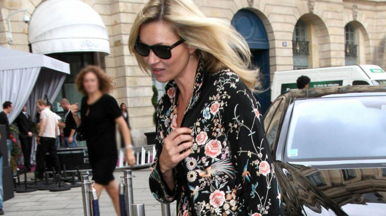 Lottie, la petite sœur de Kate Moss, fait son premier shooting