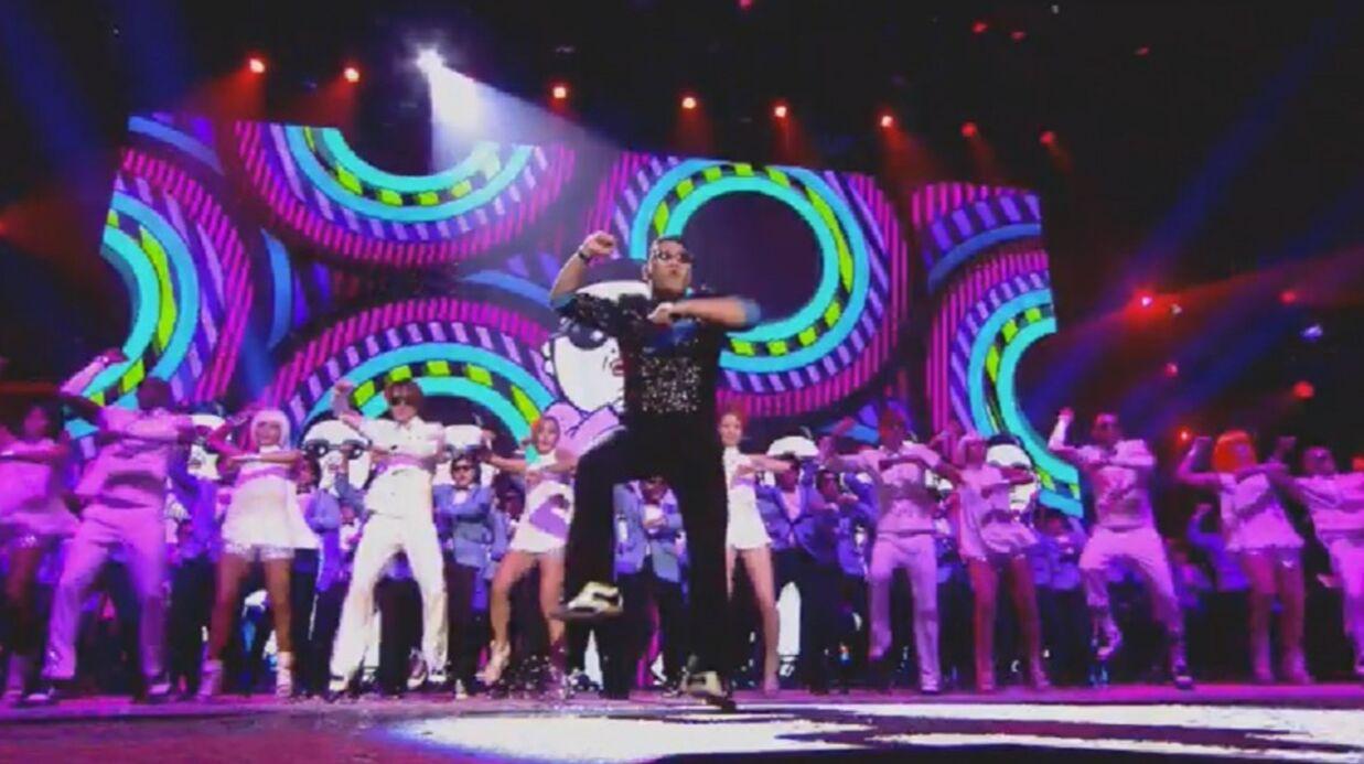 Tout le palmarès des MTV EMA 2012
