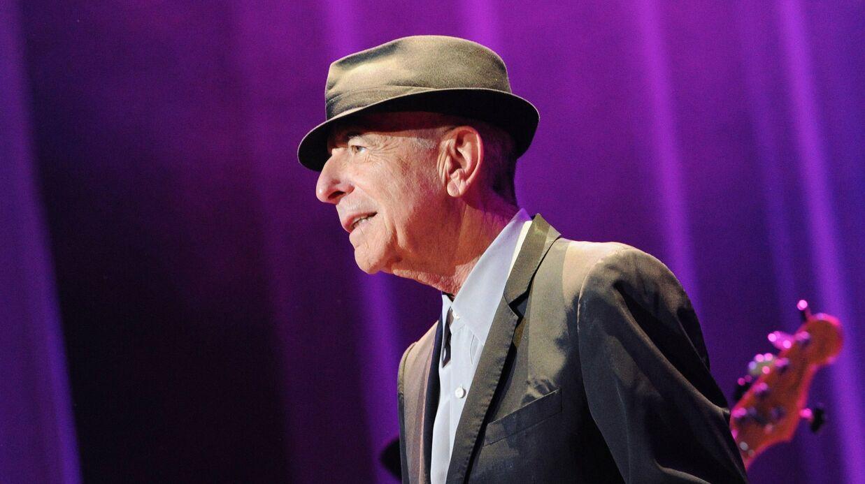 Mort de Leonard Cohen: les stars réagissent à la disparition du musicien