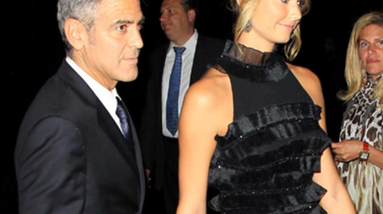 George Clooney: son très beau cadeau à Stacy Keibler
