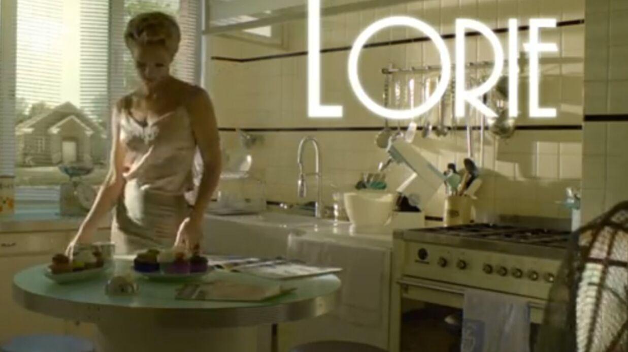 VIDEO Le clip inédit de Lorie, DITA