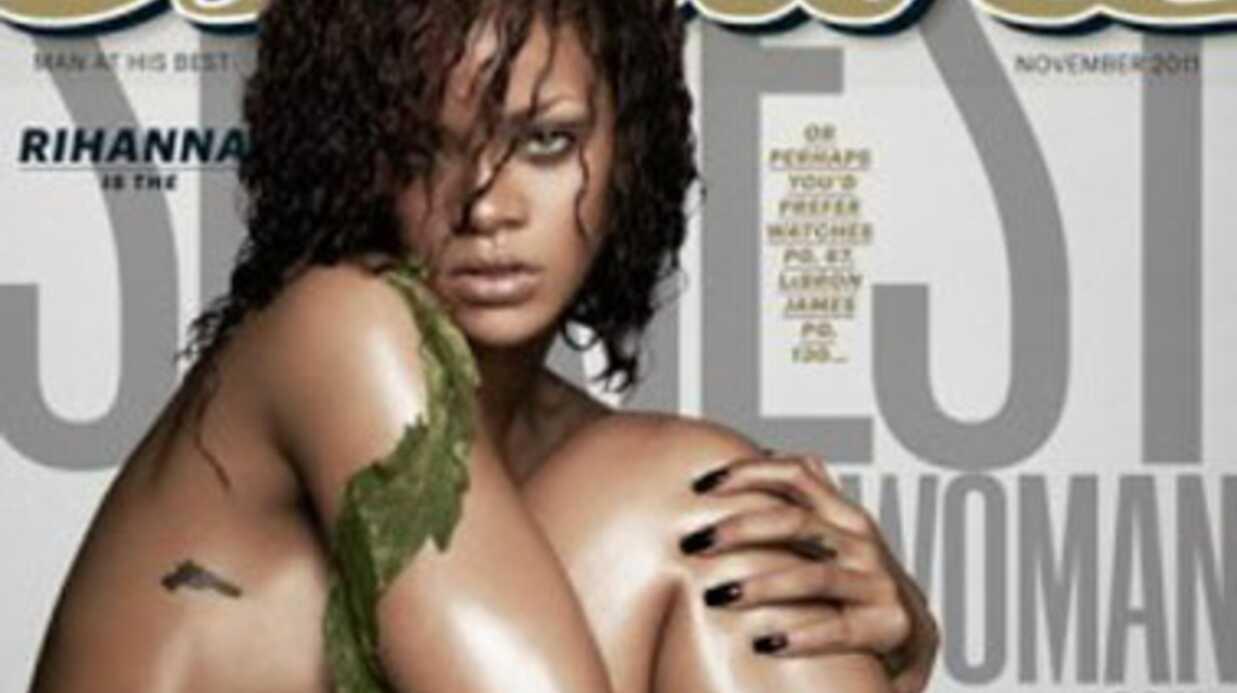 Rihanna encense Chris Brown, cet ex qui l'a agressée