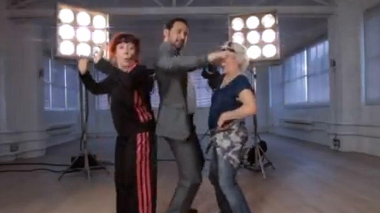VIDEO Cyril Hanouna: la danse de l'épaule version Gangnam style