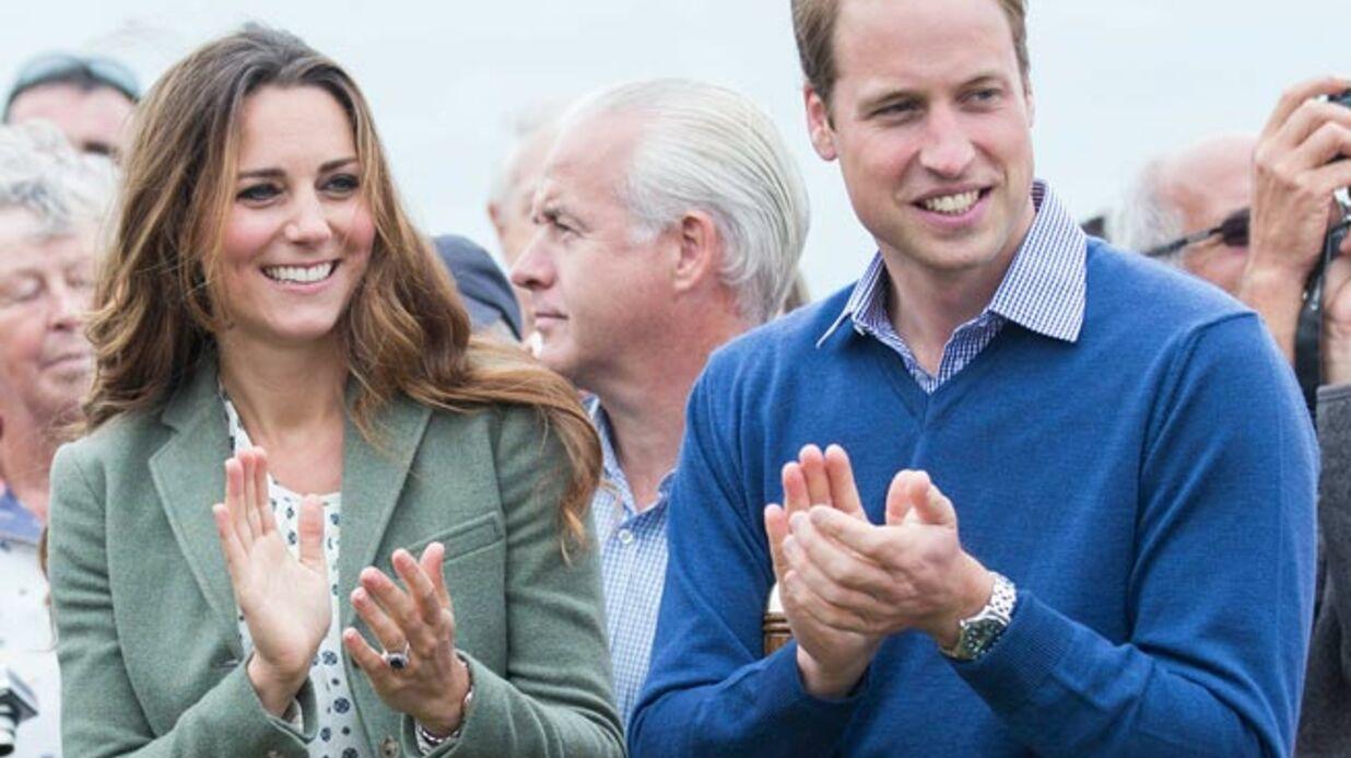 Kate, William et le baptême de petit George: l'éternel dilemme du «petit comité»