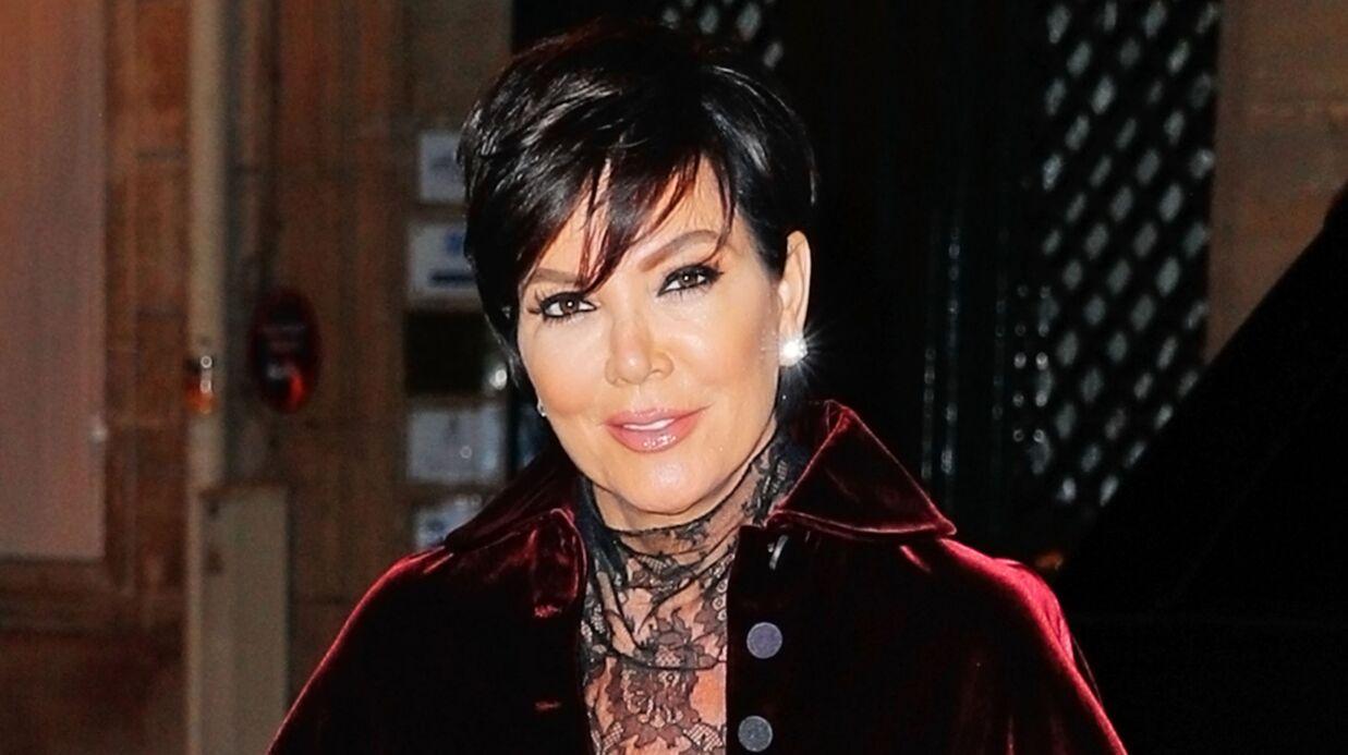 Une semaine après l'agression de Kim Kardashian, sa mère publie un message touchant
