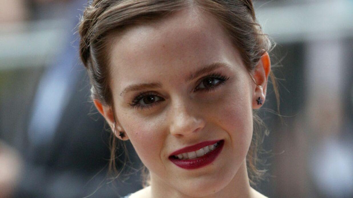 Emma Watson: une star dangereuse sur internet