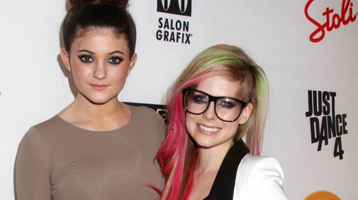 PHOTOS Avril Lavigne: crâne rasé pour la Fashion Week
