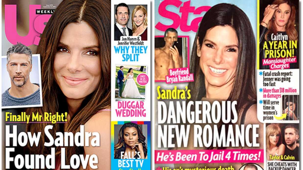 En direct des US: les vices cachés du boyfriend de Sandra Bullock