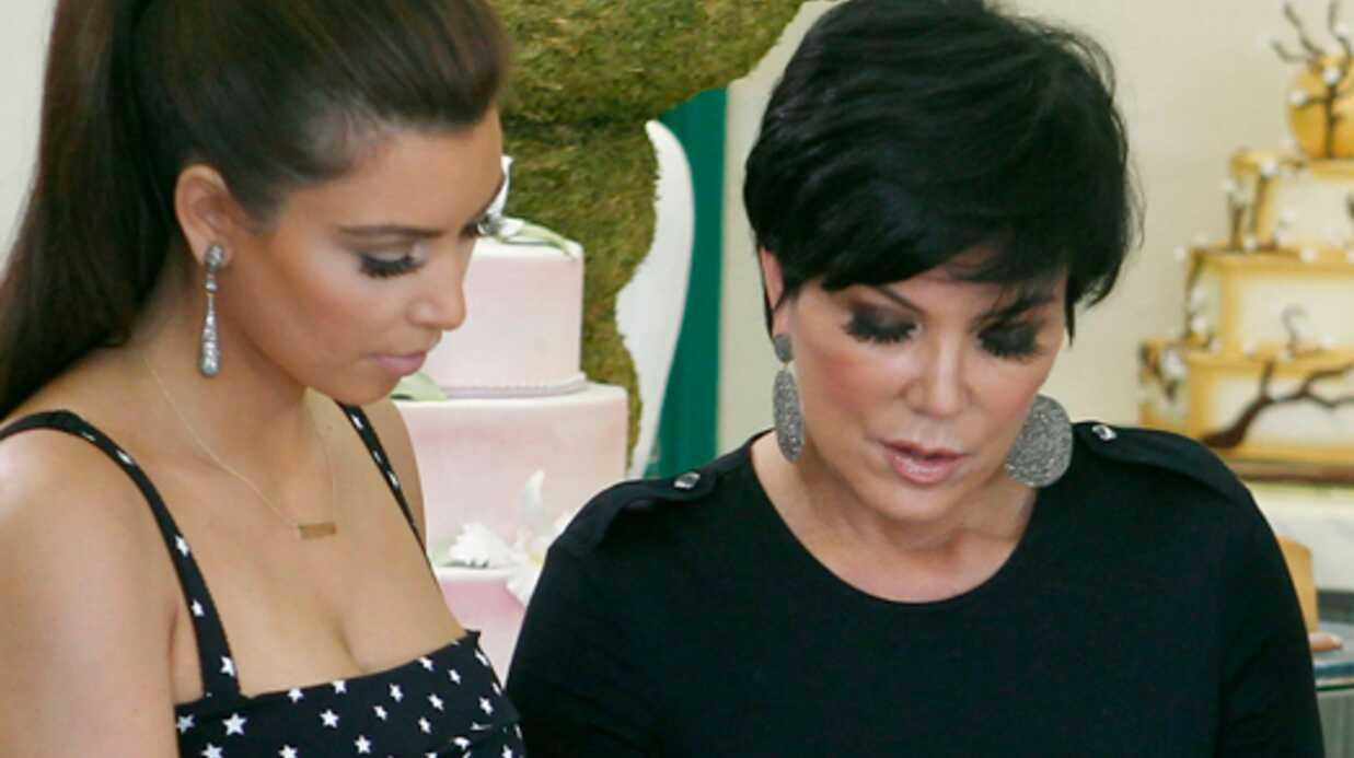 Kim Kardashian paniquée par son mariage