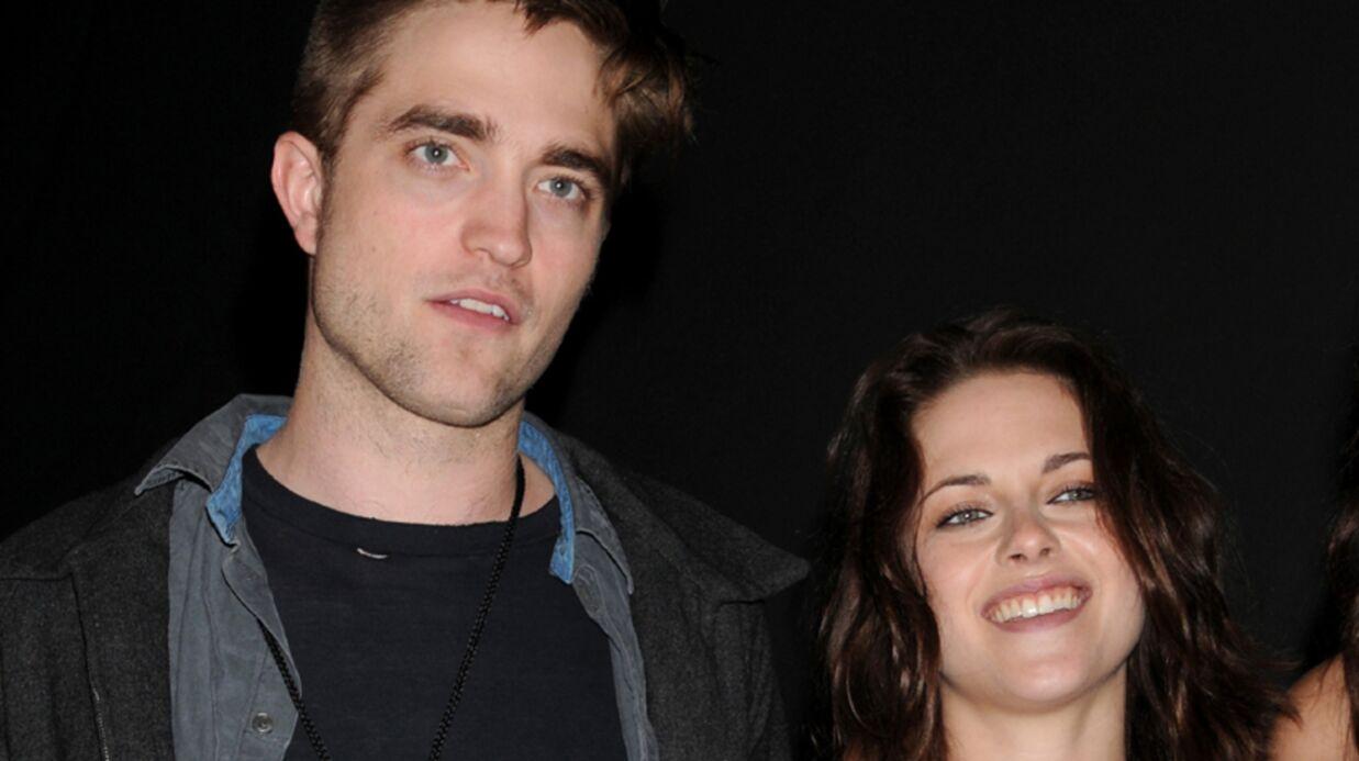 Robert Pattinson a ruiné le lit pendant une scène d'amour