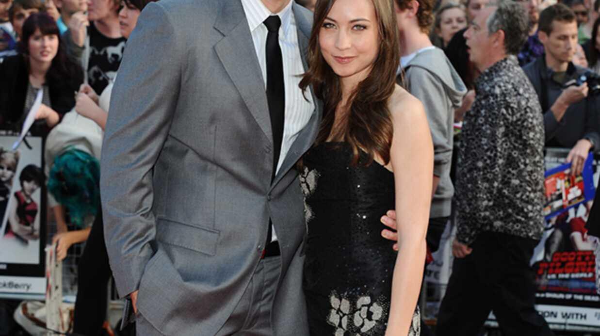 Brandon Routh (Superman) et Courtney Ford (Dexter) sont parents
