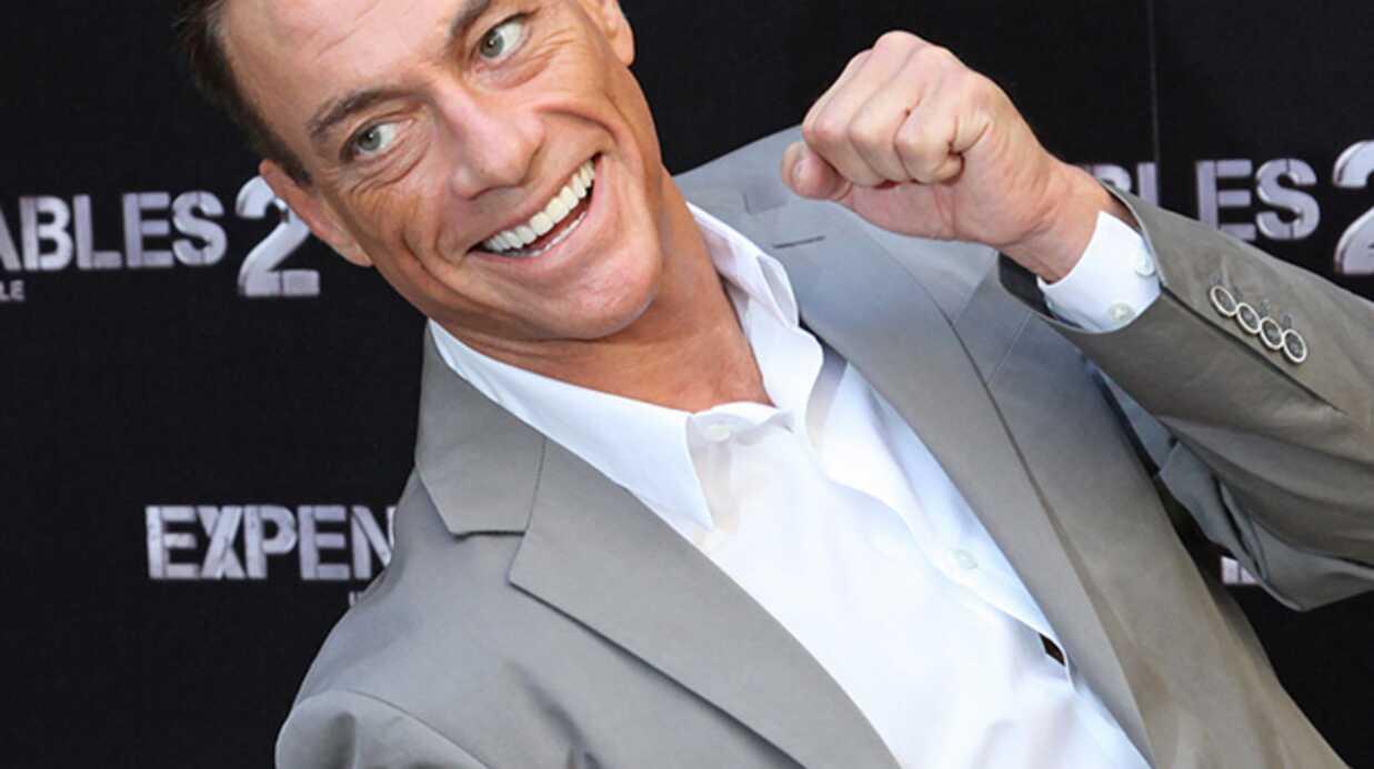 Jean-Claude Van Damme parle de sa liaison avec Kylie Minogue