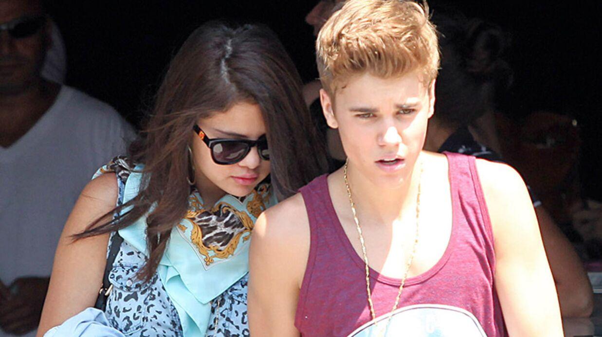Selena Gomez embrasse un autre garçon