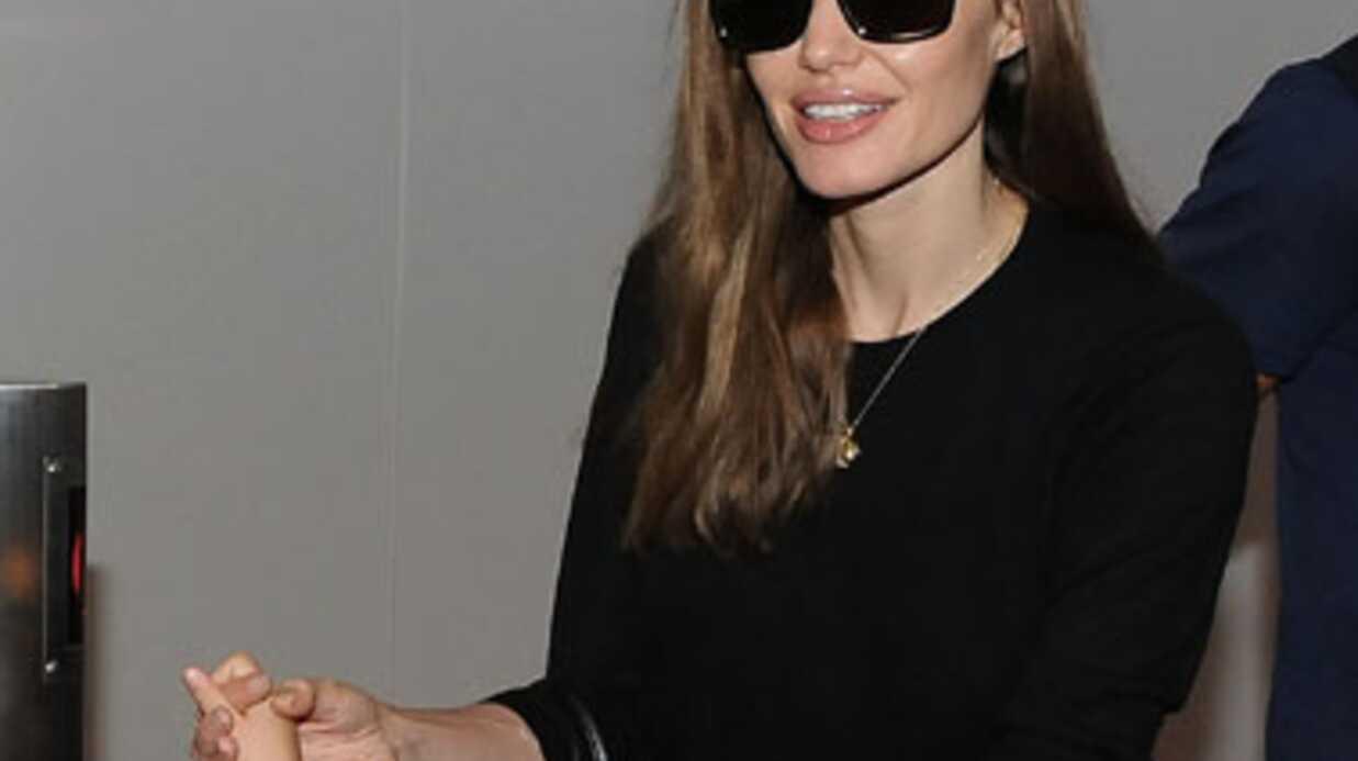 Angelina Jolie fait trop peur aux enfants