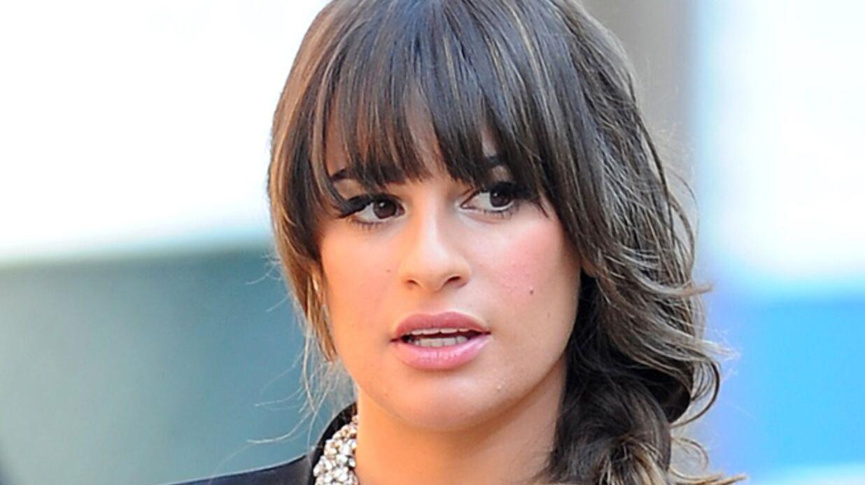 VIDEO Lea Michele: son émouvante dédicace à Cory Monteith aux Teen Choice Awards