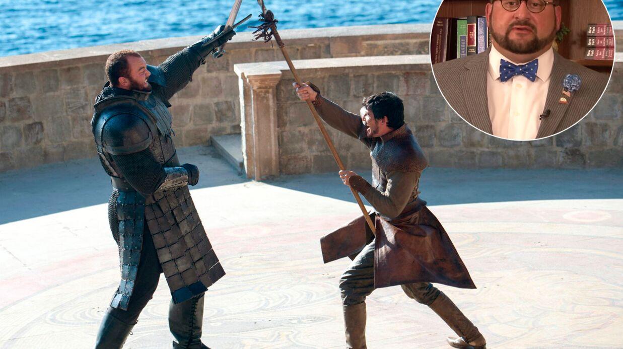 Inspiré par Game of Thrones, un avocat américain demande un procès par combat