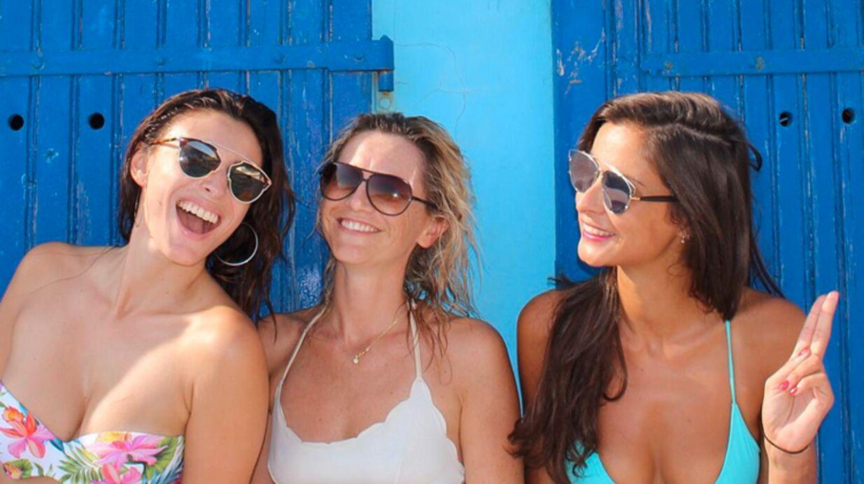 PHOTOS Malika Ménard, Rachel Trapani, Valérie Bègue: leur week-end entre copines à Marseille