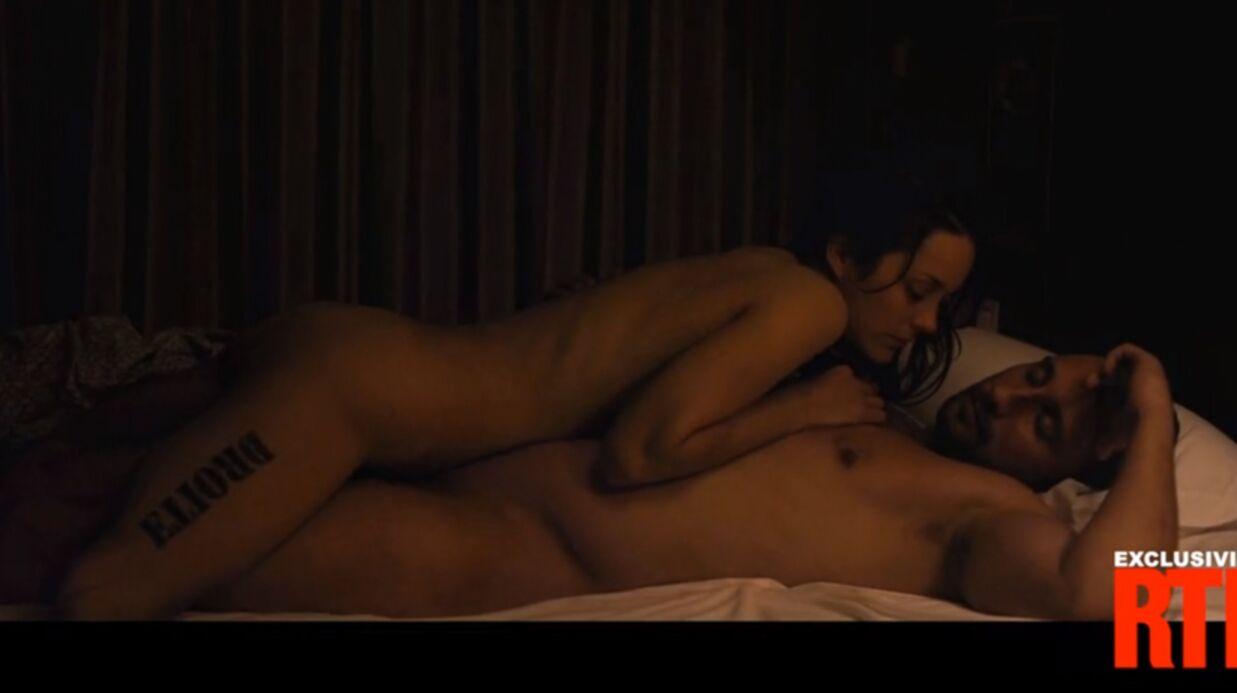 VIDEO La bande-annonce du dernier Audiard avec Marion Cotillard