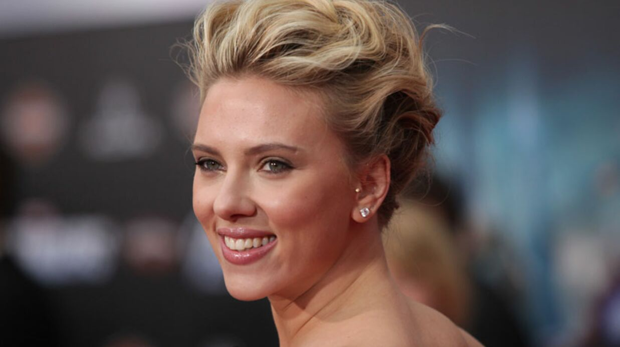 LOOK Scarlett Johansson: une simple super-héroïne