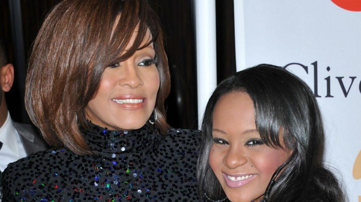 La fille de Whitney Houston filmée en train de se droguer