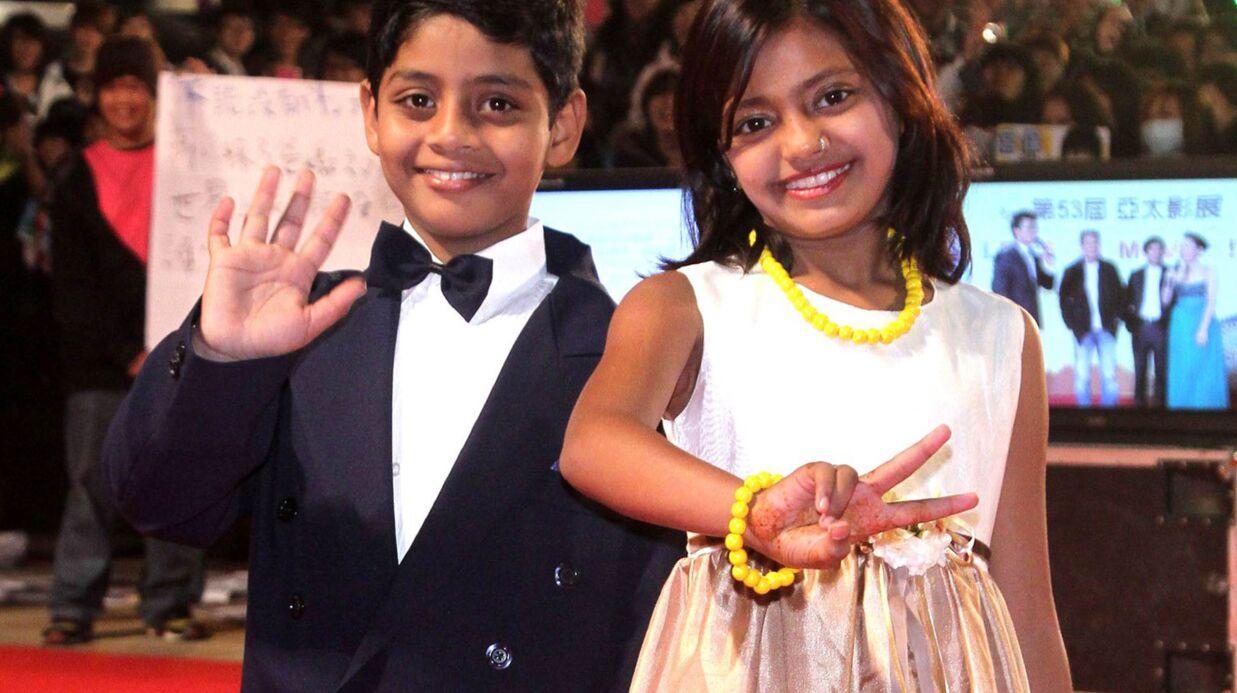 Deux ex-enfants stars de Slumdog Millionnaire déçus d'avoir été zappés de la réception de Kate et William