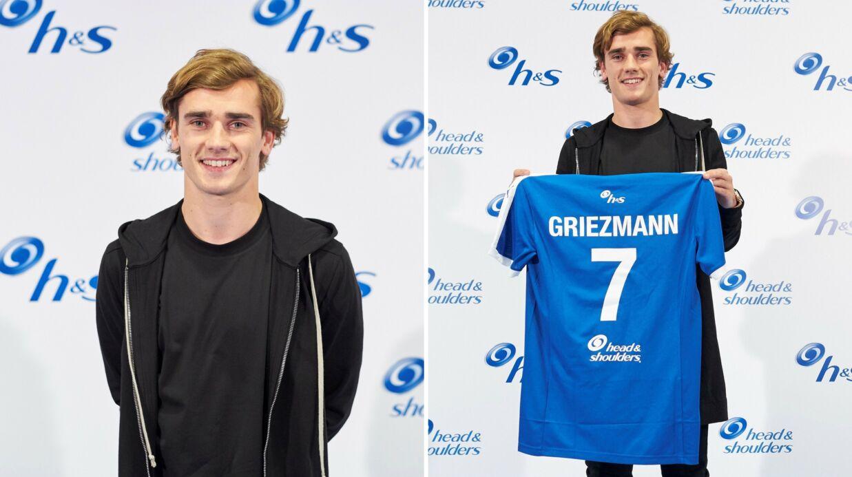 INTERVIEW BEAUTÉ: Antoine Griezmann devient le nouvel ambassadeur Head & Shoulders