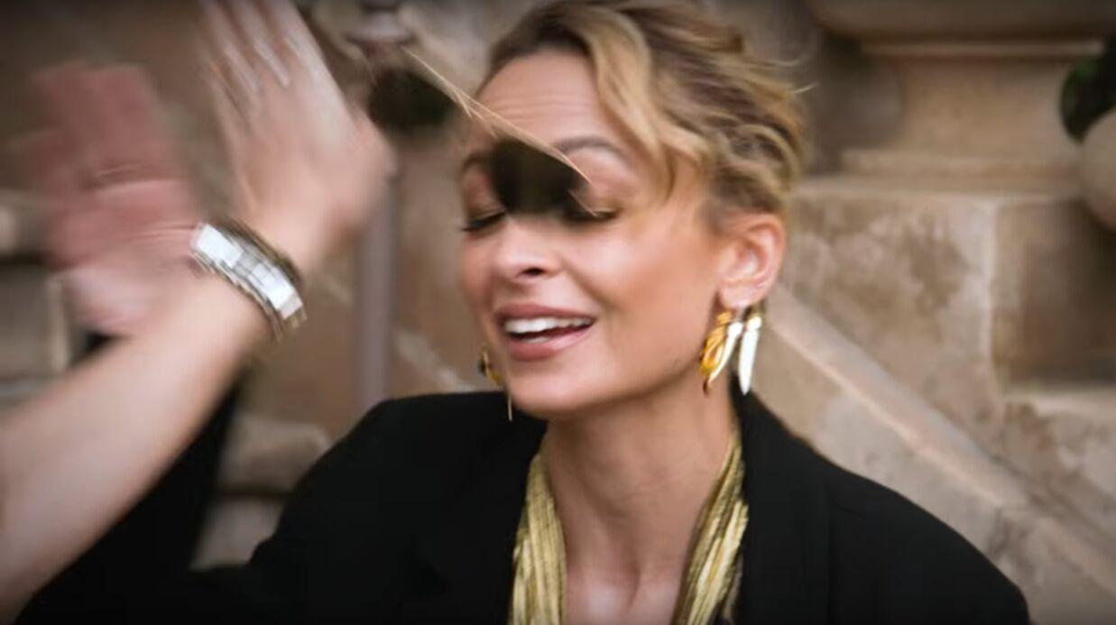 Nicole Richie: son intervieweuse la frappe au visage en voulant lui claquer la main