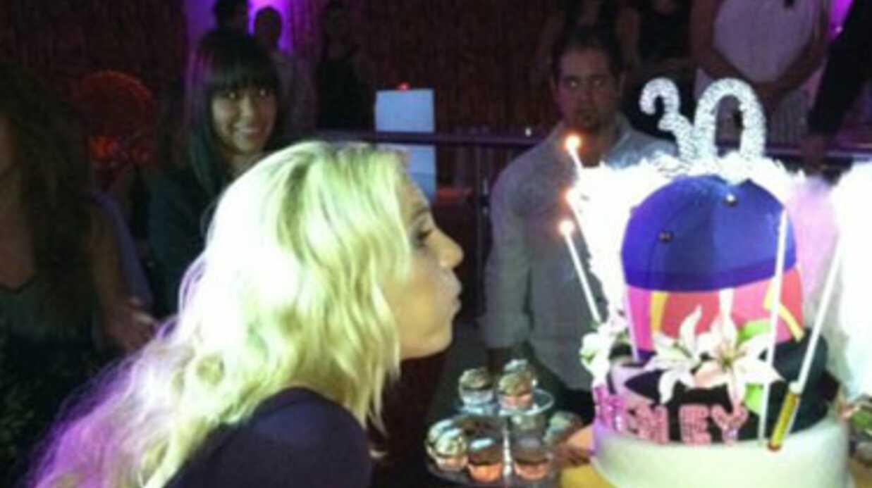 Britney Spears fête (enfin) son anniv et la fin de sa tournée