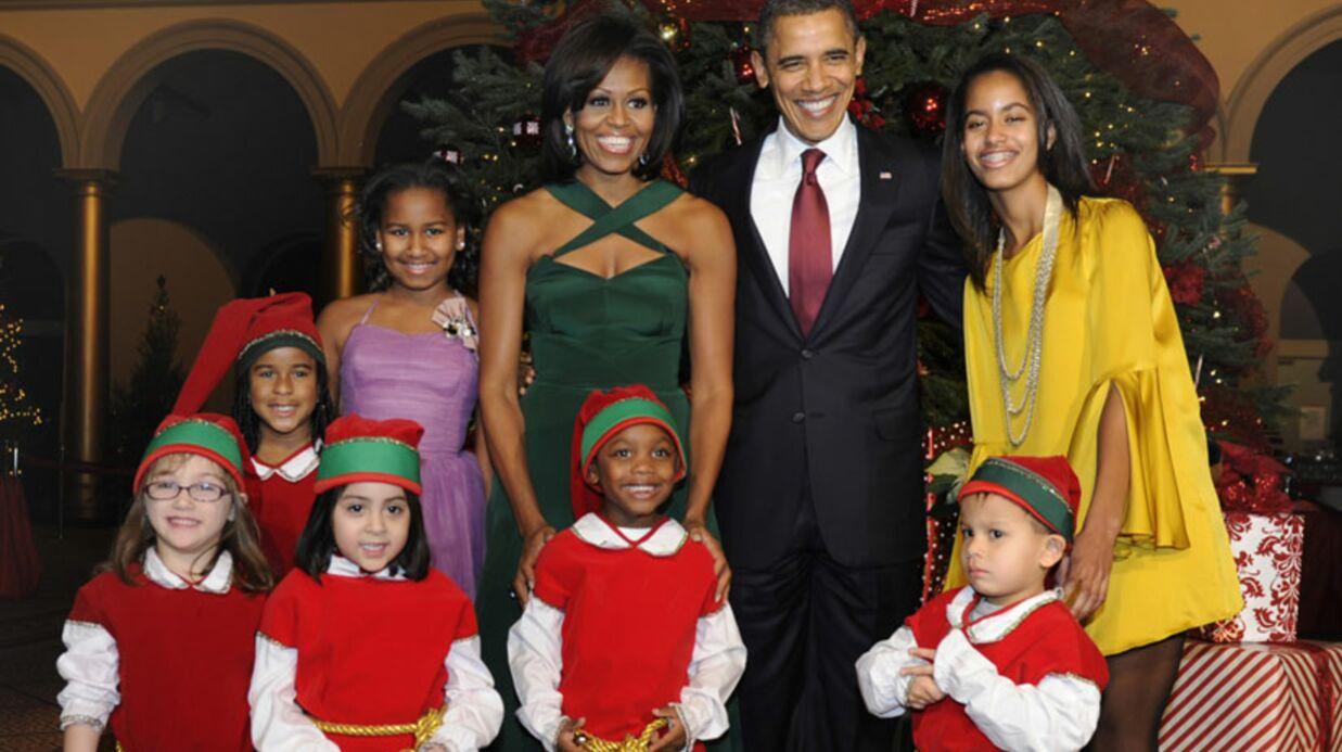 PHOTOS Justin Bieber fait chanter Barak Obama