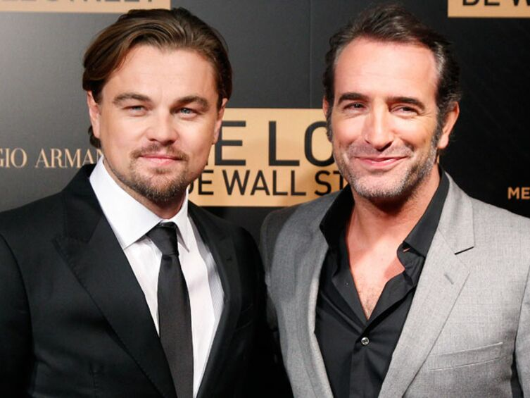 Leonardo dica prio se confie sur sa grande amiti avec for Dujardin dicaprio