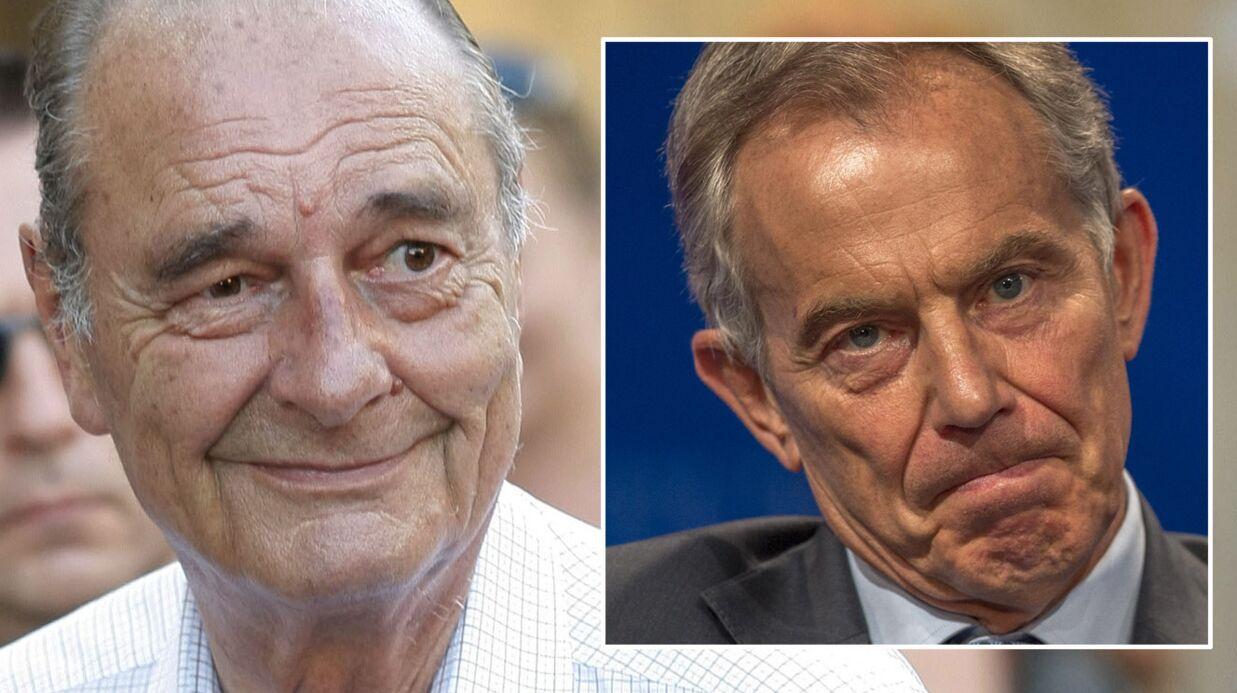 Jacques Chirac: sa blague sur la cuisine anglaise qui a vexé Tony Blair