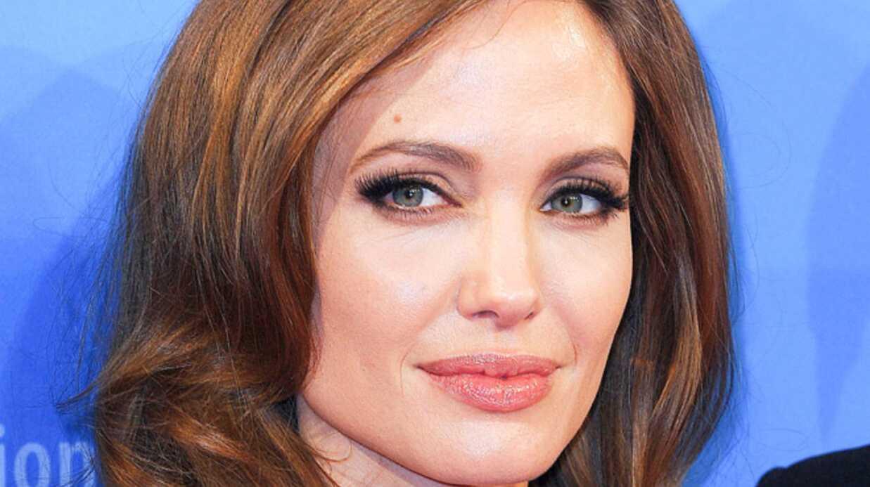 Le film d' Angelina Jolie n'est pas du goût des Serbes