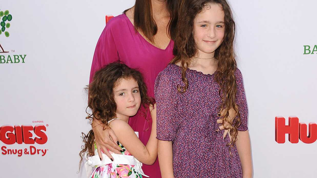 Soleil Moon Frye: Punky Brewster maman pour la troisième fois