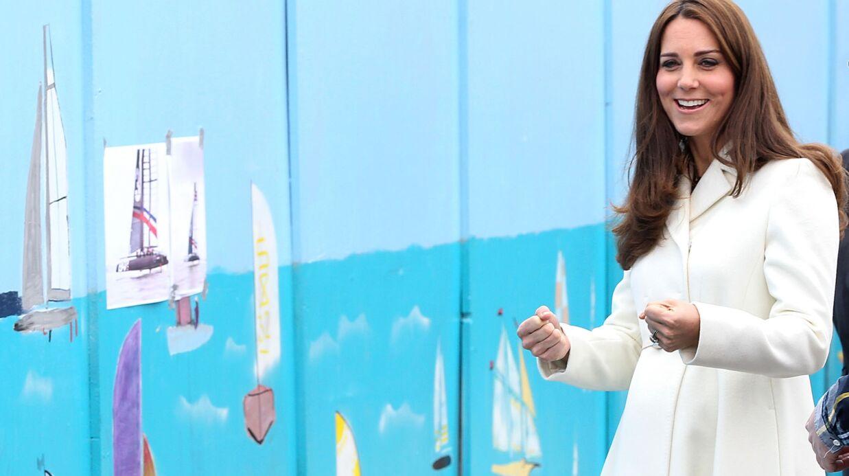 PHOTOS De retour des Caraïbes, Kate Middleton affiche sa mine radieuse
